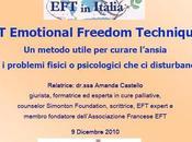 EFT: così possiamo ridurre sofferenza stress