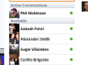 Facebook Android aggiorna Chat Notifiche Push