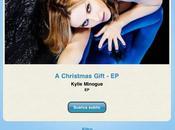 "regalo oggi, Christmas gift"" Kylie Minogue"