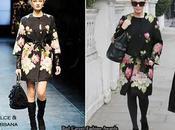 Dalla passerella alla strada: Kylie Minogue Dolce Gabbana