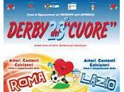 23esima edizione derby cuore Lazio-Roma diretta esclusiva Sport SuperCalcio