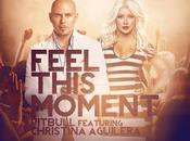 """Feel This Moment"" Pitbull feat. Christina Aguilera"