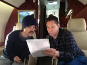 Bryan Singer Peter Dinklage discutono X-Men: Giorni Futuro Passato