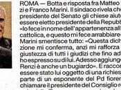 """Renzi ripudia termine """"rottamazione"""", fatti impegna nella pratica"""