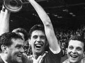 """Sport celebrare prima vittoria italiana Coppa Campioni Special. Milan-Benica 1963"""""""