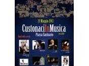 """Spettacoli, sabato maggio """"Custonaci Musica"""""""