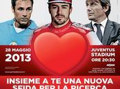 """Tutto Esaurito Partita Cuore 2013"""" maggio Torino Nazionale Cantanti"""