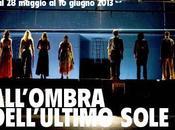 Teatro Menotti ALL'OMBRA DELL'ULTIMO SOLE Parole musica Fabrizio André TEATRI MILANO