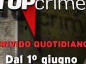 Crime Giugno: anteprima palinsesto della prima serata canale