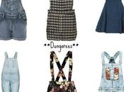 Trend: Dungaree (insomma salopette!).