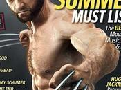 Hugh Jackman Wolverine nella nuova copertina Entertainment Weekly