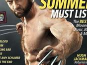 Wolverine sulla cover Entertainment Weekly