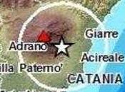 Scossa terremoto Catania provincia: sarebbe causata dall'Etna