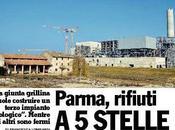 """Coglioni Stelle Parma: giunta grillina vuole costruire terzo impianto """"biologico"""". Mentre altri sono fermi"""