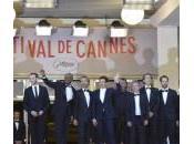 Cannes, Kidman Thurman stregano carpet alla cerimonia chiusura