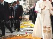 Cannara: Infioratori festa Corpus Domini