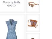 Quei vestitini alla Beverly Hills 90210...