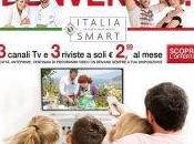 Multimedia lancia multipiattaforma integrata Italia Smart