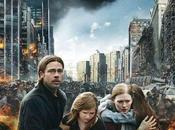 Paramount Universal presentano nuovo poster World Brad Pitt fuga