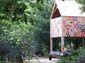 Architettura sostenibile Ecology Colour, rifugio multitasking impatto zero