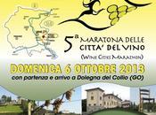 solo Toscana...: Ottobre corre Maratona delle Città Vino Dolegna Collio (GO).
