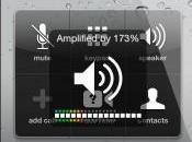 Come amplificare volume delle chiamate iPhone5 200%
