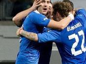 Calcio, amichevole Italia-San Marino alle 20.45 diretta (can. 501)