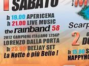 Scarperia balla piazza MotoGP Mugello Speed Sound Festival