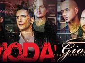 """Modà Wind Music Awards 2013. Lunedì giugno band sarà premiata Foro Italico Multiplatino dell' album """"Gioia"""""""