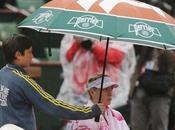 ROLAND GARROS 2013 affonda sotto pioggia