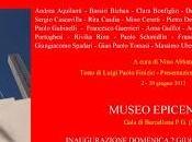 """""""Artisti Epicentro"""" cura Nino Abbate"""
