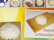 Mini pizzette philadelphia
