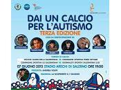 """Salerno: Giugno Edizione """"Dai calcio l'autismo"""""""
