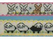 Lifestyle cucito i pi letti di sempre paperblog for Piccoli ricami punto croce per bambini