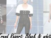 Trend Report: Black White
