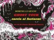 Genova: giugno Ghost Tour caccia tesoro