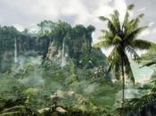 Crysis trailer lancio nuovo Lost Island