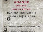 Ilaria Margutti: percorso maturazione artistica coraggioso autentico
