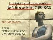 """Resoconto della presentazione """"L'evoluzione delle forme poetiche"""" Ninnj Stefano Busà Antonio Spagnuolo"""
