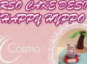 """Corso cake design """"happy hyppo"""" brianza"""