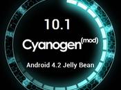 CyanogenMod Galaxy Rilasciata prima Ufficiale Nightly