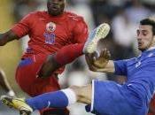 L'Italia pareggia contro Haiti