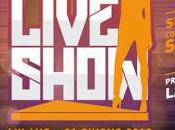 Glamour Live Show colpi tweet!