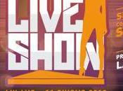 Glamour Live Show colpi tweet!