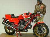 Diorama Ducati Rider Noboru Watabe