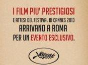 """film Cannes Roma"""": programma"""