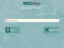 Farmaci viaggio: map, perfetta