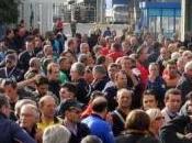 Sciopero Fiat Pomigliano, scontri tensioni: ferito