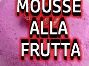 Mousse alla frutta dukan (ricette dieta dukan)