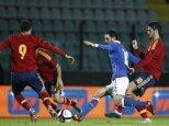 Europei Under Finale: Italia Spagna (diretta Sport